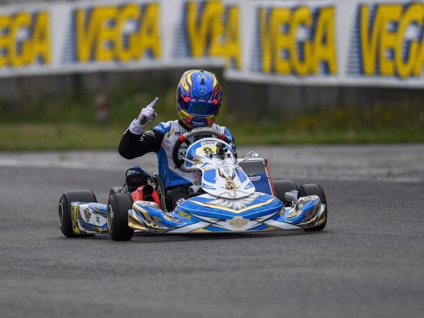DKM-Victory for CV Performance Group in Lonato / Lorenzo Travisanutto is second in championship