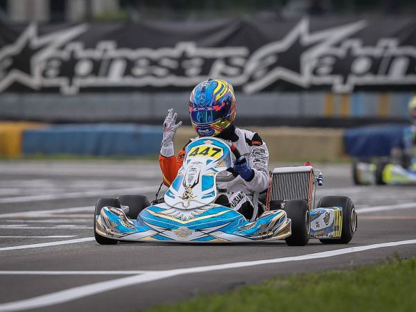 CV Performance Group continuously rides on a wave of success/ Lorenzo Travisanutto wins in the X30 Euro Series in Castelletto ...